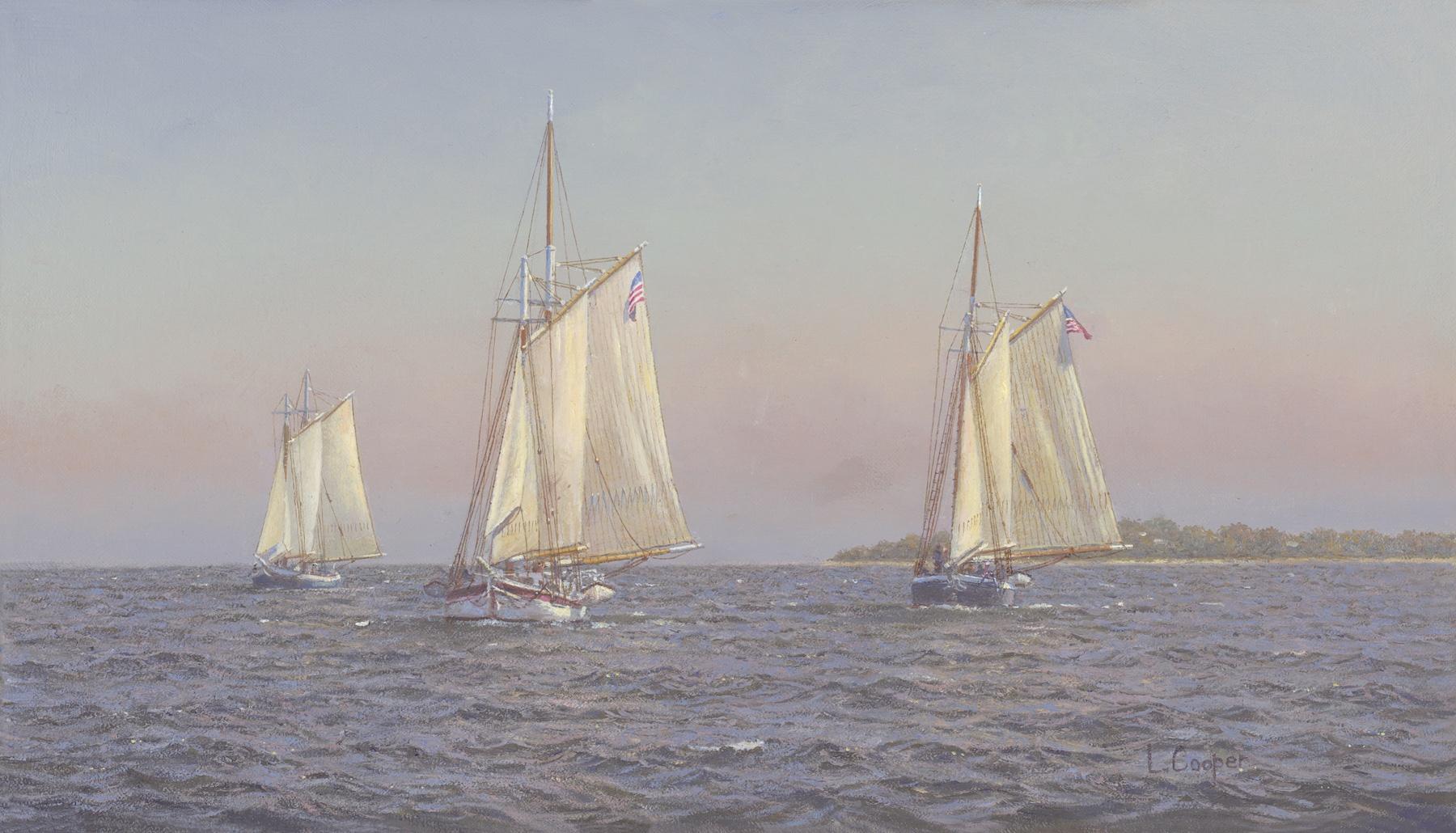 Coastal Schooners